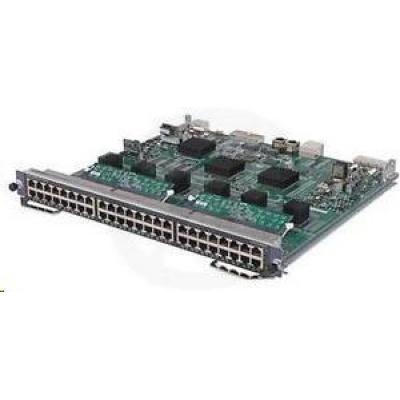 HP 48-Port 10/100Base-T A7500 Module