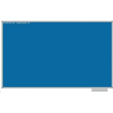Legamaster Tabule keramická PRO FLEX 200x122cm - magnetická, modrá