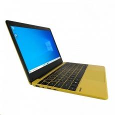 "UMAX NB VisionBook 12Wa Yellow - IPS 11.6"" 1920x1080,Celeron N3350@1.1GHz,4GB,64GB,IntelHD,microHDMI,2xUSB,W10H"