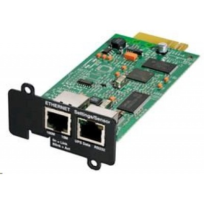 Eaton Komunikační karta MS Web/SNMP (pro 5P, 5PX, 5130, EX, 9130, 9E, 9SX, 9PX, 93PM)