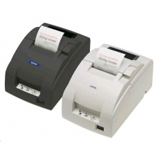 EPSON TM-U220B-057, USB, černá, řezačka se zdrojem