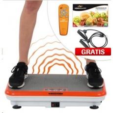 Vibro Shaper - fitness přístroj na procvičení celého těla BAZAR/POŠKOZENÝ OBAL